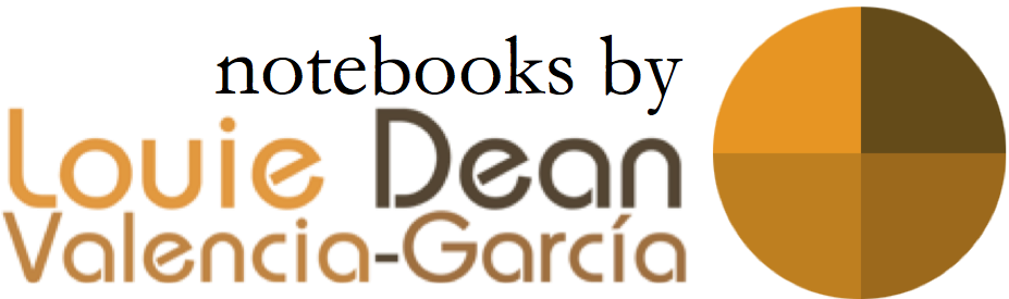 Notebooks by L.D. Valencia García